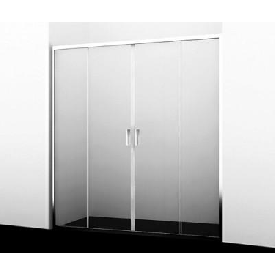 Lippe 45S09 Душевая дверь WasserKRAFT 1700x1900 мм