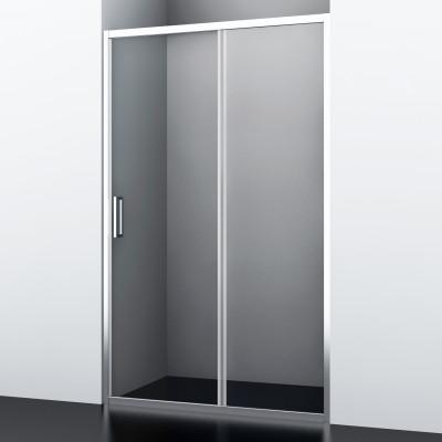 Main 41S13 Душевая дверь WasserKRAFT 1100x2000 мм