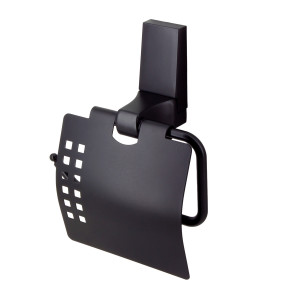 Держатель туалетной бумаги с крышкой WasserKraft Abens K-3225