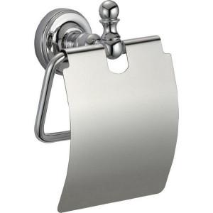 Держатель туалетной бумаги с крышкой Ganzer GZ 31030