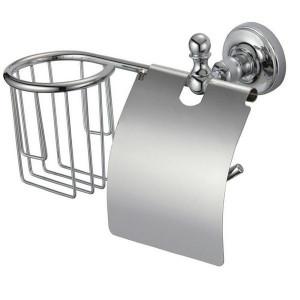Держатель освежителя и туалетной бумаги Ganzer GZ-R 31031