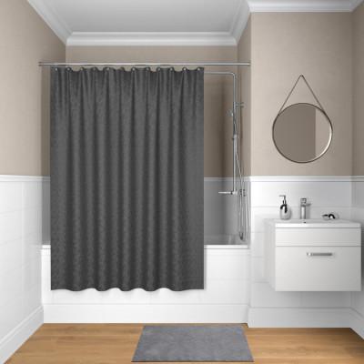 Штора для ванной комнаты, 200*180см, полиэстер, B35P218i11, IDDIS