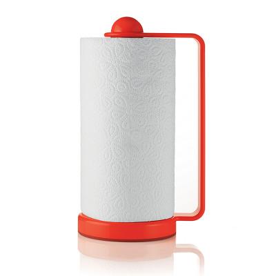 Держатель для бумажных полотенец Forme Casa красный Guzzini 01455731
