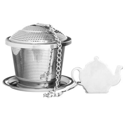 Емкость для заваривания чая с блюдцем Price&Kensington P_0056.560
