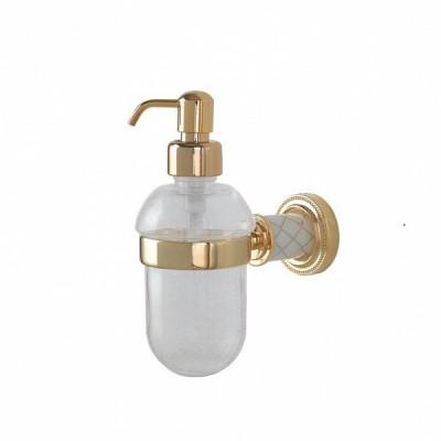Дозатор для мыла подвесной Boheme Murano 10912-G