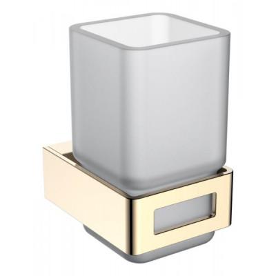 Boheme Q 10944-G Стакан для зубных щеток (Золото)