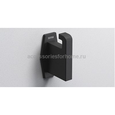 Крючок Sonia Luce 182497, черный