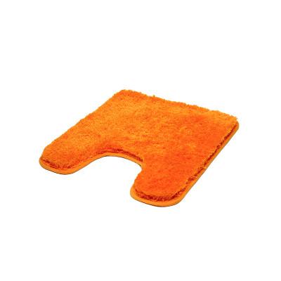 Коврик для туалета Тиволи 55х55см. оранжевый DB4146/0