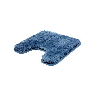 Коврик для туалета Тиволи 55х55см. синий DB4147/0