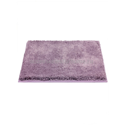 Коврик для ванной Тиволи 60х90см. фиолетовый DB4153/1