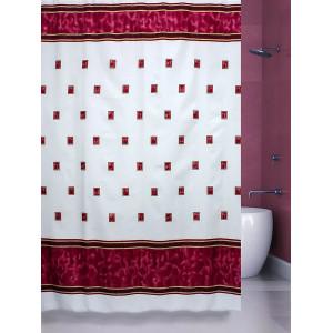 Штора для ванной 180х180 BathPlus 2115-2