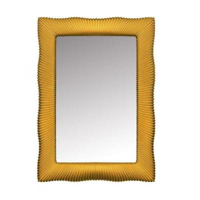 Зеркало Boheme Soho 526 70x100, цвет золото