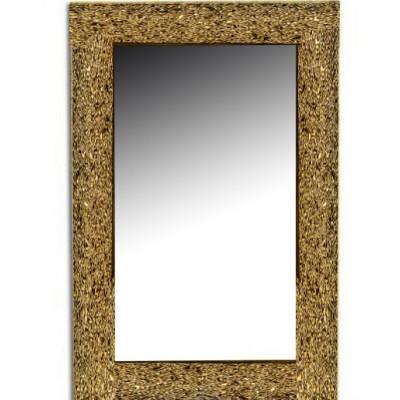 Зеркало Boheme Ajur 536 60x90, с подсветкой, цвет золото