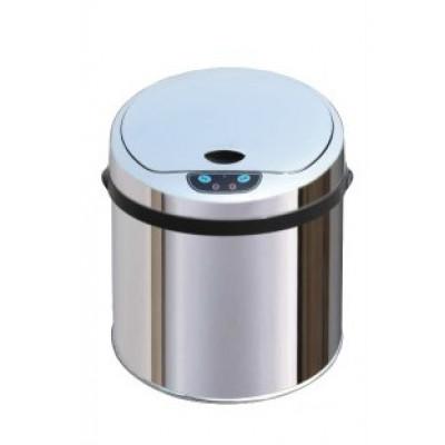 Ведро для мусора сенсорное 6л. Bisk ZYS-06L