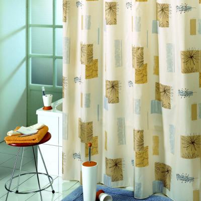 Штора для ванной 180x200 Bacchetta CONTRASTI 2842