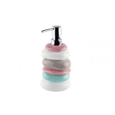 Дозатор для жидкого мыла Stone PrimaNova  D-20040