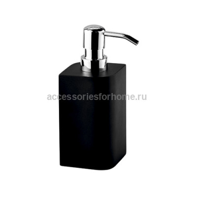 Дозатор для жидкого мыла настольный WasserKraft Elba K-2799