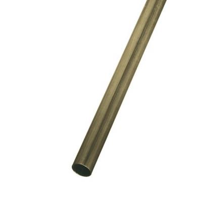 3610В Труба 600 мм, дм. 16 мм (шт.), старая бронза Lemi