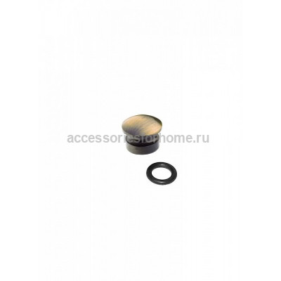 3510В Заглушка для труб (шт.), старая бронза Lemi