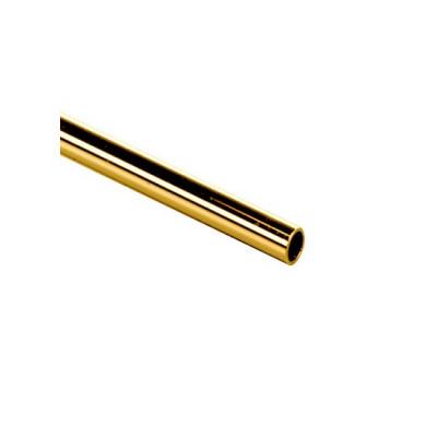 36106 Труба 600 мм, дм. 16 мм (шт.), латунь Lemi
