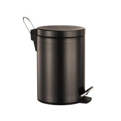 Ведро д/мусора  5л. с микролифтом WasserKraft K-655