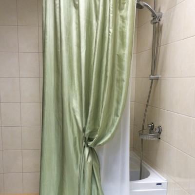 Штора для ванной Bath Plus Silk Collection NO WSV 025  180х200см.