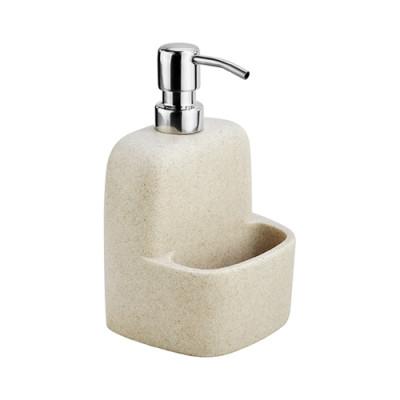 Дозатор с емкостью для губки, 430 ml WasserKraft K-8499