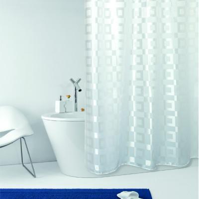 Штора для ванной 240х200 Bacchetta DAMA  6895