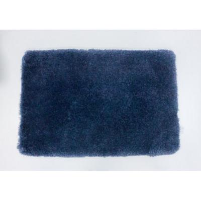 Коврик для ванной Бонд 90х60см. синий RHL068BL