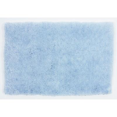 Коврик для ванной Тиволи 60х90см. голубой DB4148/1