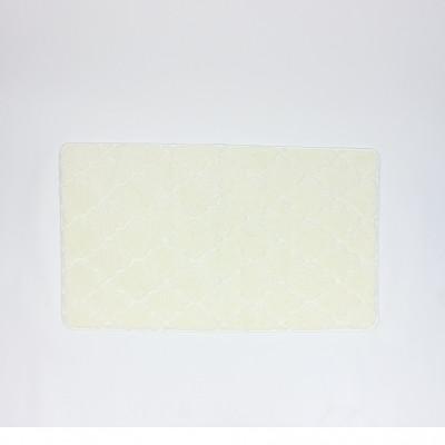 Коврик для ванной Лана 70х120см. кремовый GR202