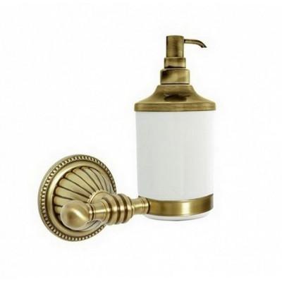 Дозатор для жидкого мыла настенный Boheme Hermitage 10337