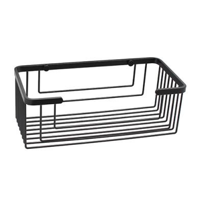Полка металлическая прямая WasserKraft K-711BLACK