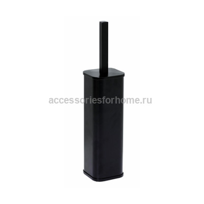 Щетка для унитаза напольная WasserKraft K-1117BLACK