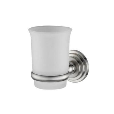 Подстаканник стеклянный WasserKraft Ammer K-7028