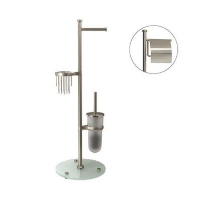 Комбинированная напольная стойка для туалета WasserKraft K-1236