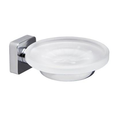 Мыльница стеклянная WasserKraft Lippe K-6529