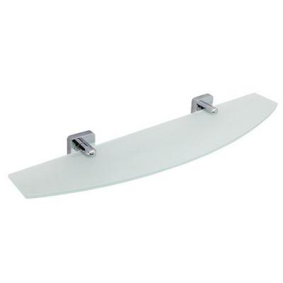 Полка стеклянная WasserKraft Lippe K-6544