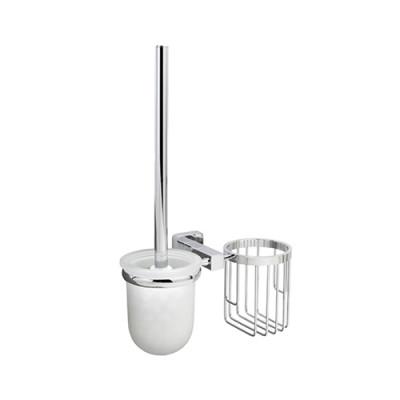 Держатель освежителя и щетки для унитаза WasserKraft Lippe K-6535