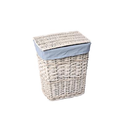Lippe WB-450-S Плетеная корзина для белья с крышкой WasserKraft