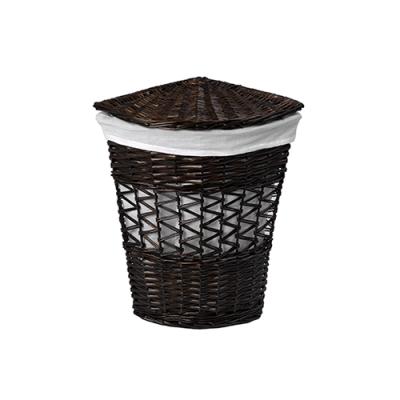 Salm WB-270-L Плетеная корзина для белья с крышкой WasserKraft