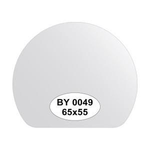 Зеркало 65х55см. EVOFORM BY-0049