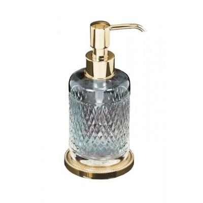 Дозатор Boheme Cristal 10228 , золото/хрусталь
