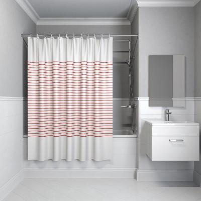 Штора для ванной комнаты, 200*240см, полиэстер, B43P224i11, IDDIS