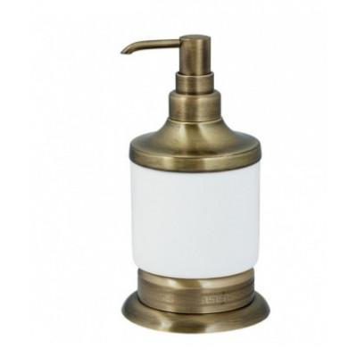 Дозатор для жидкого мыла бронза Boheme Medici 10610