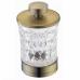 Косметическая баночка настольная бронза Boheme 10214