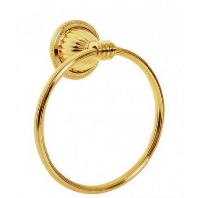 Держатель полотенец кольцо Boheme Hermitage 10354