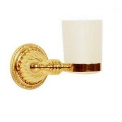 Стакан настенный для зубной пасты Boheme Hermitage 10353
