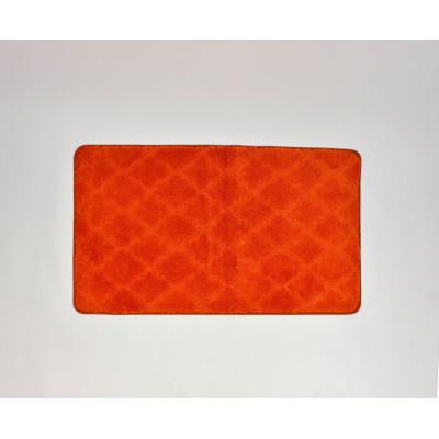 Коврик для ванной Лана 70х120см. оранжевый GR278
