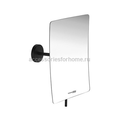 Зеркало с 3-х кратным увеличением WasserKraft K-1001BLACK